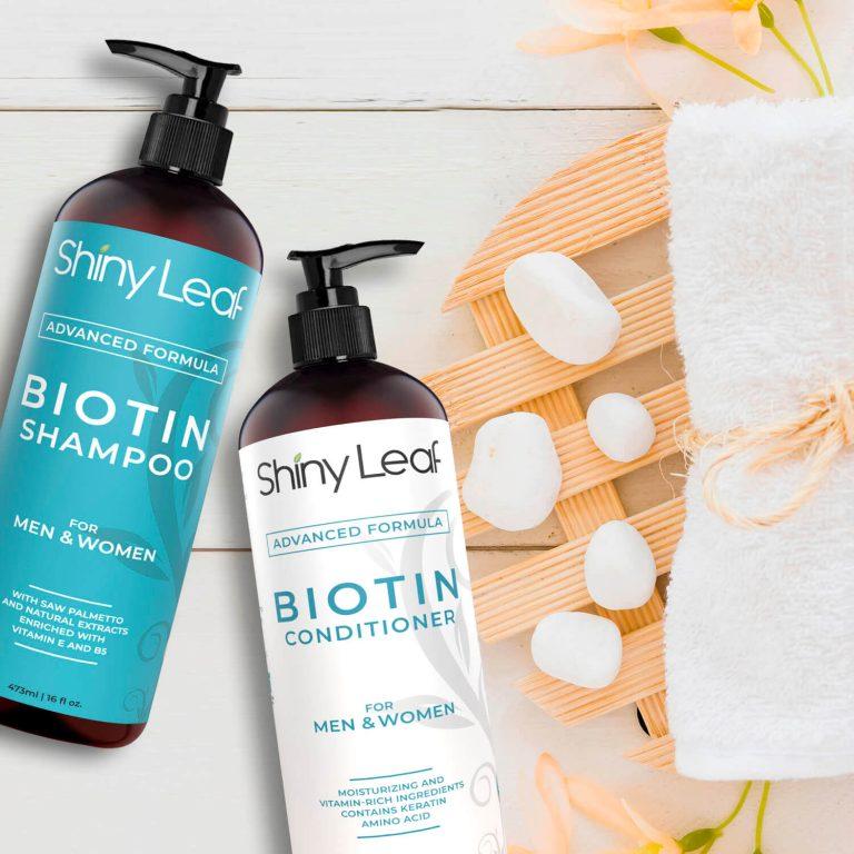 Biotin Set for Thinning Hair Treatment
