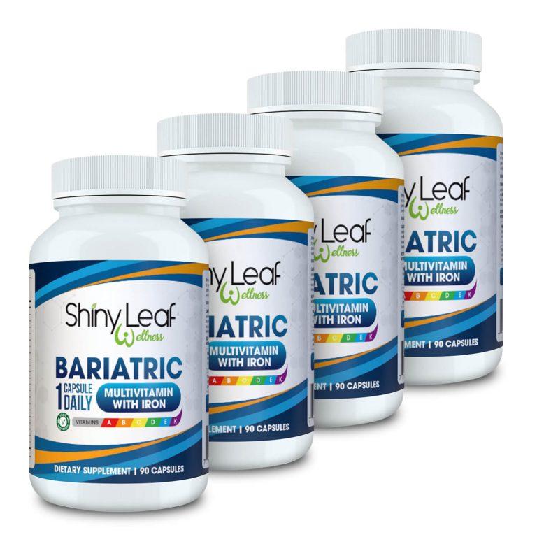 Bariatric Multivitamin (1 year supply)