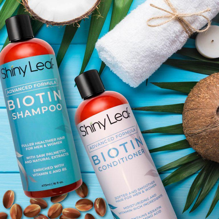 Biotin Set For Hair Growth 16 oz