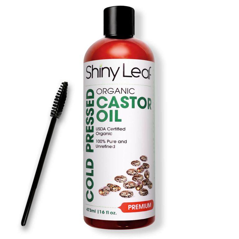 Castor Oil 16 oz with Mascara Wand