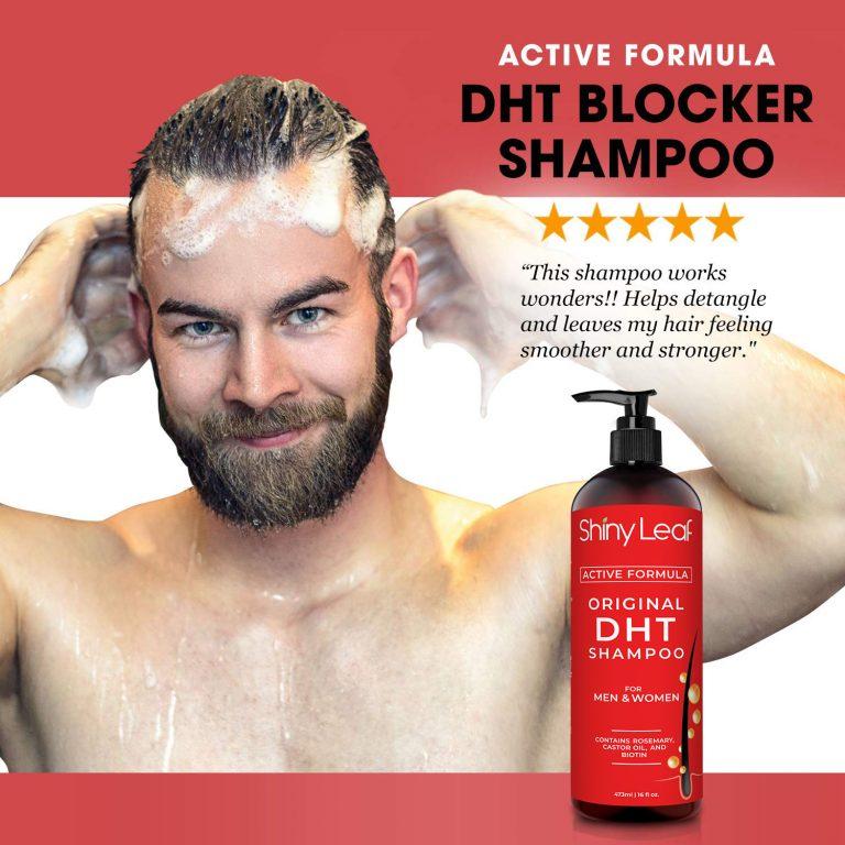 DHT Blocker Shampoo Active Formula