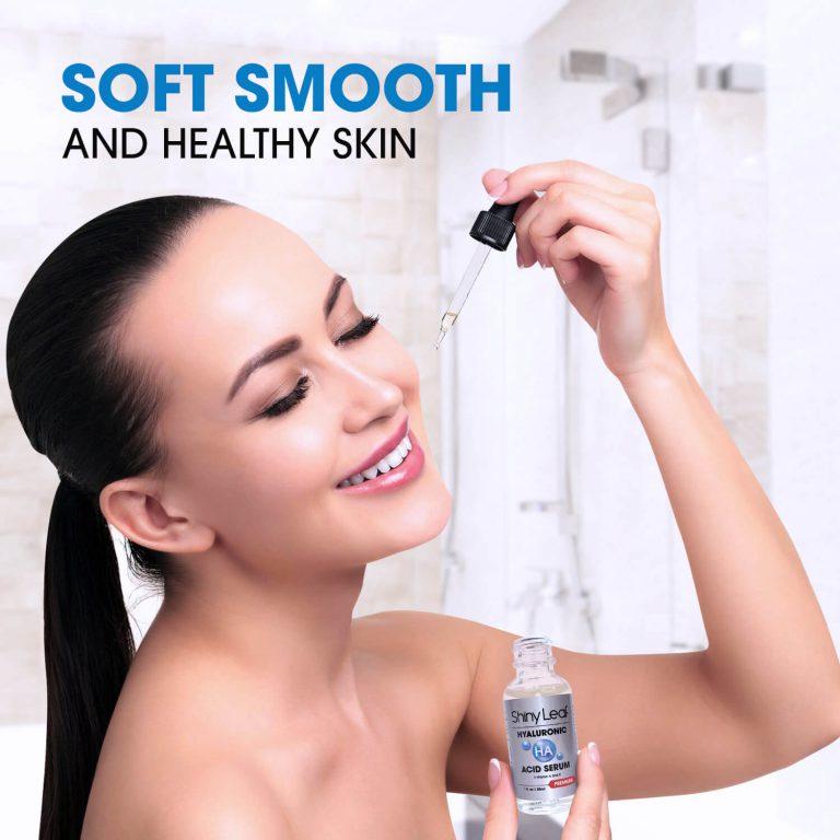 Hyaluronic Acid Serum for Healthy Skin
