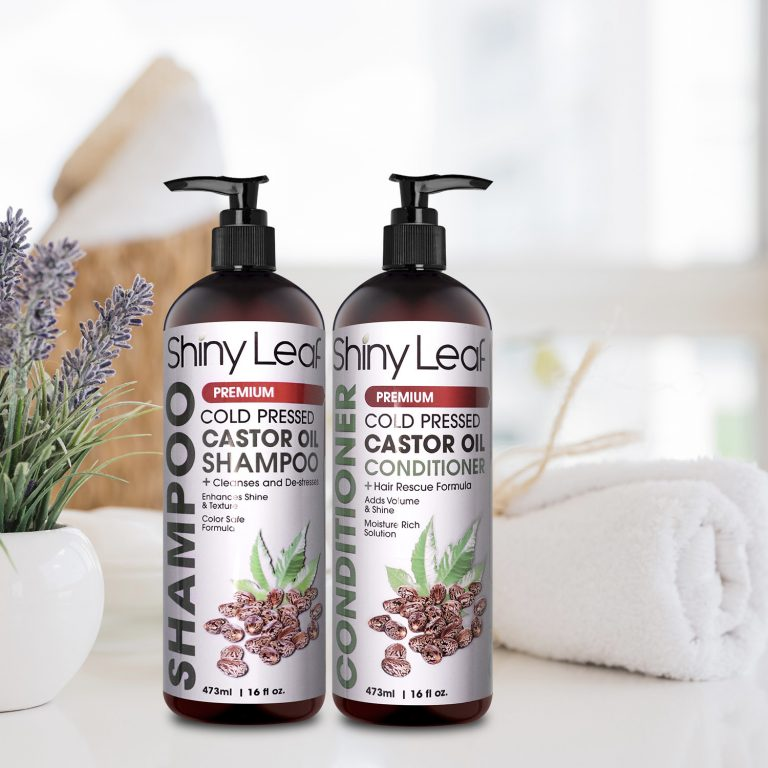 Castor Oil for Hair Growth and Strength