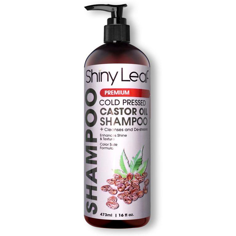 Castor Oil Shampoo Ingredients active