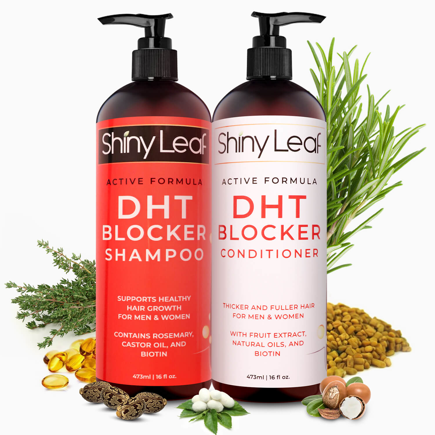 Natural DHT Blockers to Prevent Hair Loss