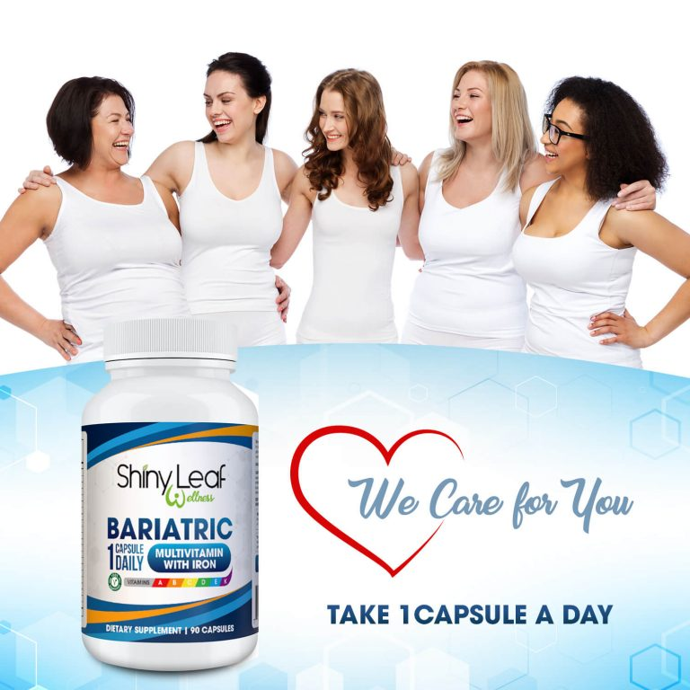 Once A Day Capsule for Bariatric Patients