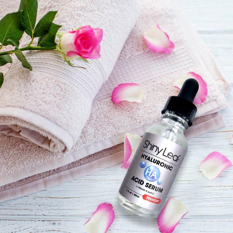Skin-Plumping Hyaluronic Acid Serum