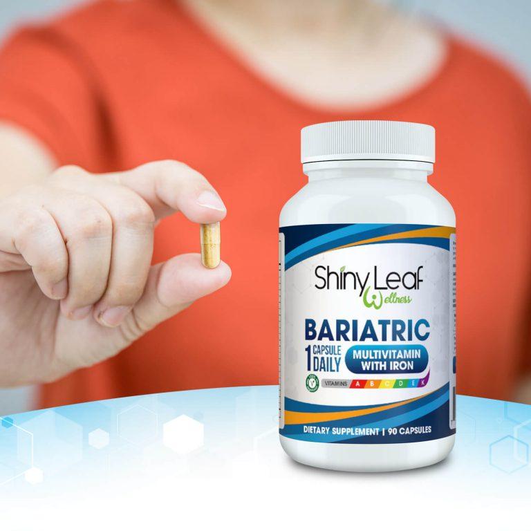 Small Bariatric Multivitamin Capsules