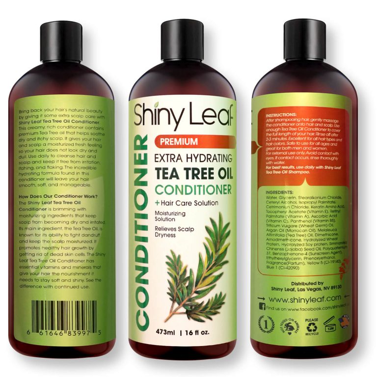 Tea Tree Oil Conditioner All View