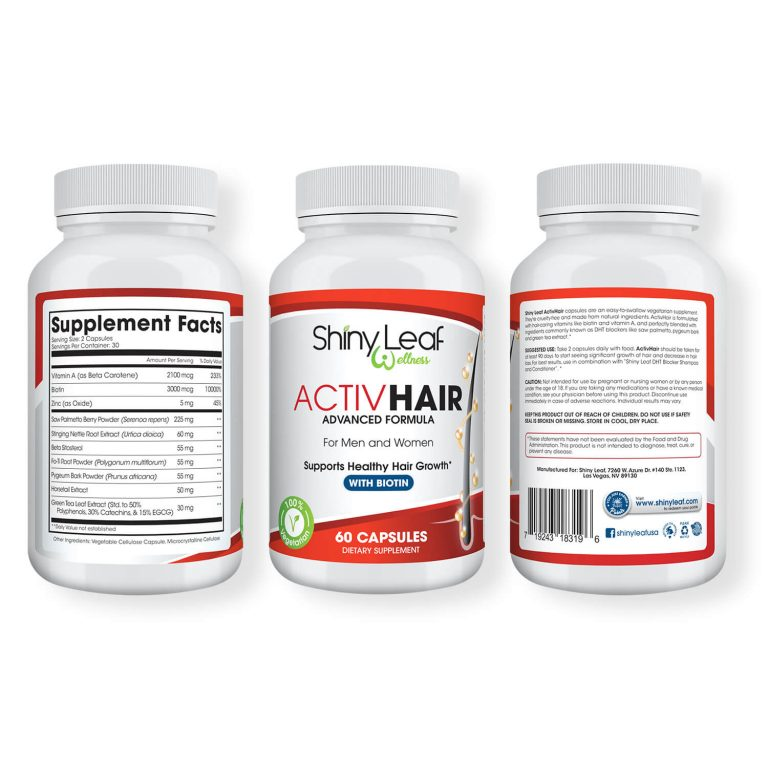 ActivHair - All Views