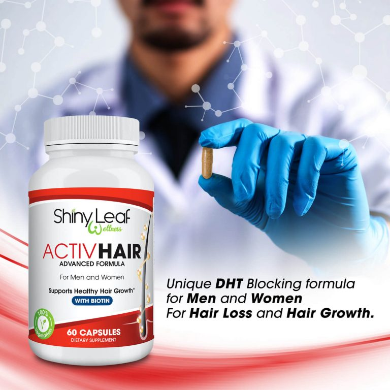 ActivHair for Men and Women