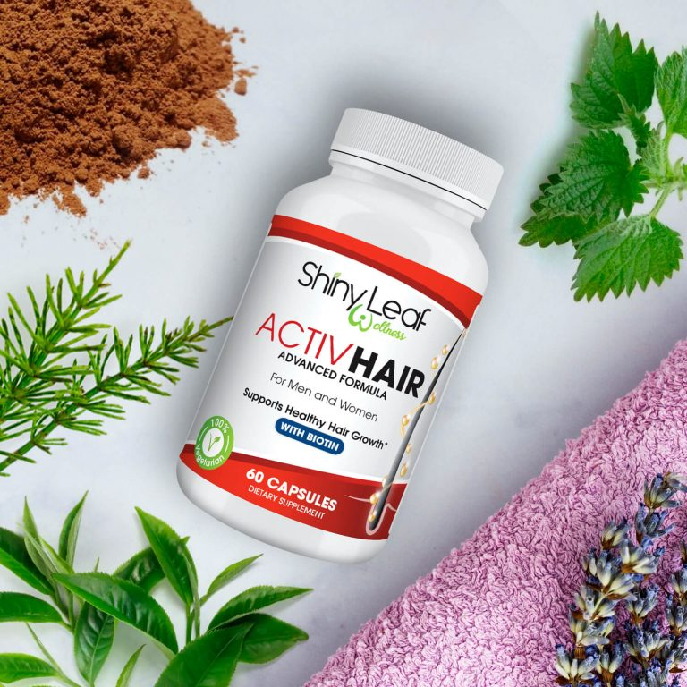 ActivHair with Biotin for Hair Growth