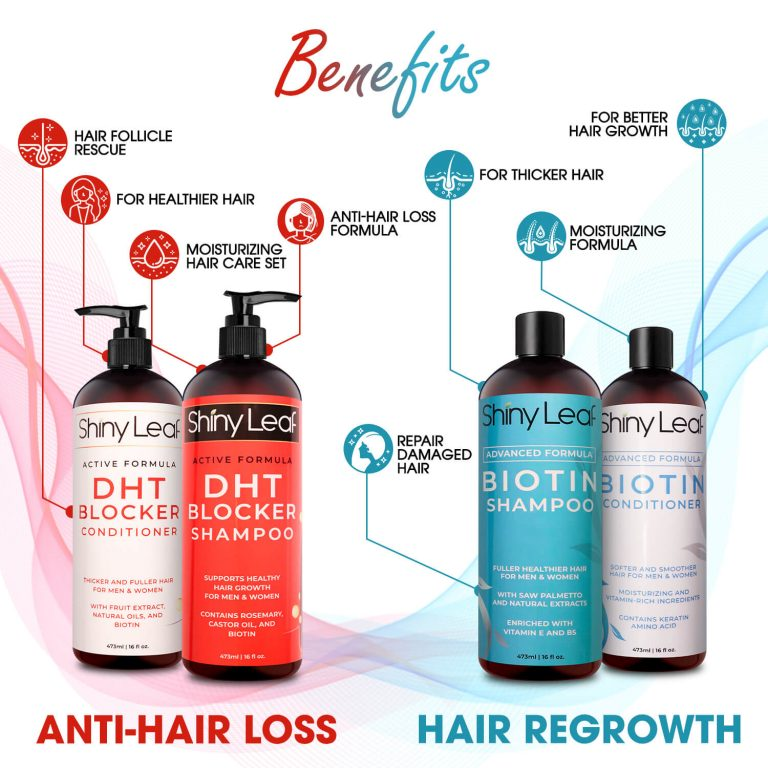 Benefits for Healthy Hair Growth