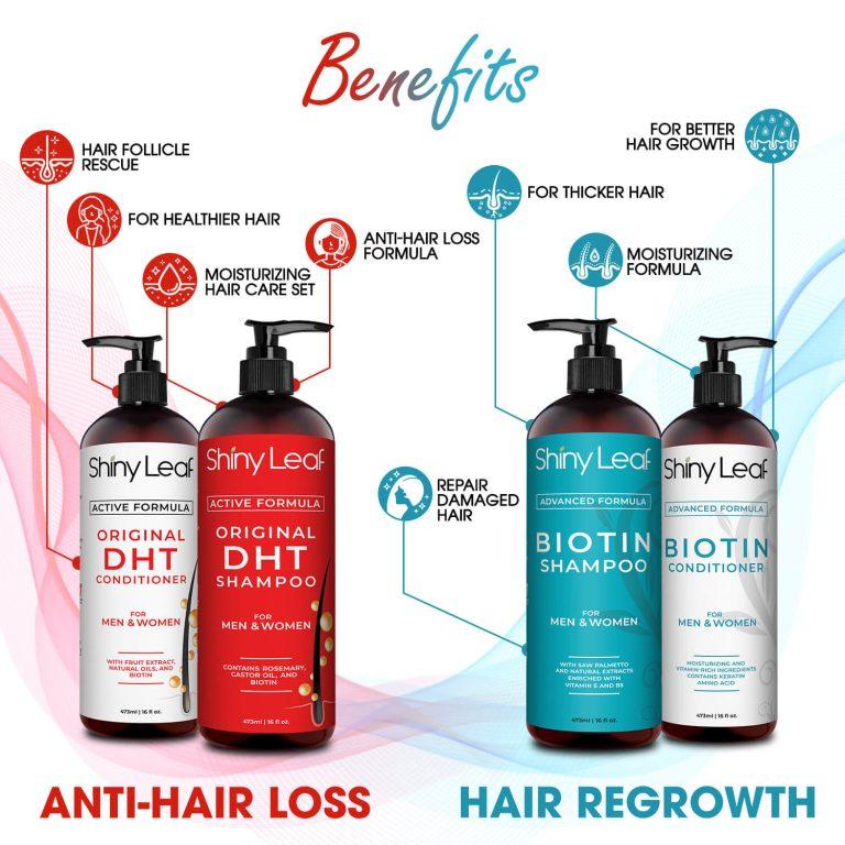 DHT and Biotin Bundle Benefits