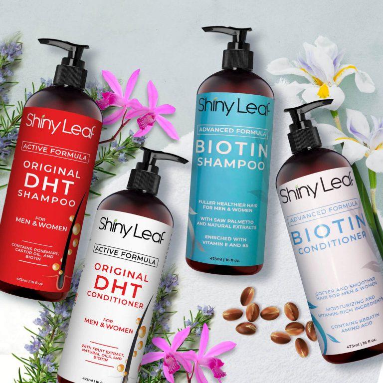 Best Bundle for Fuller Healthier Hair