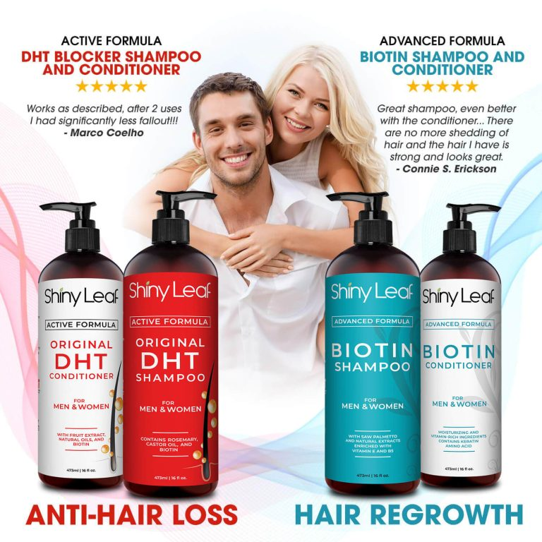 Premium Haircare Sets for Men and Women