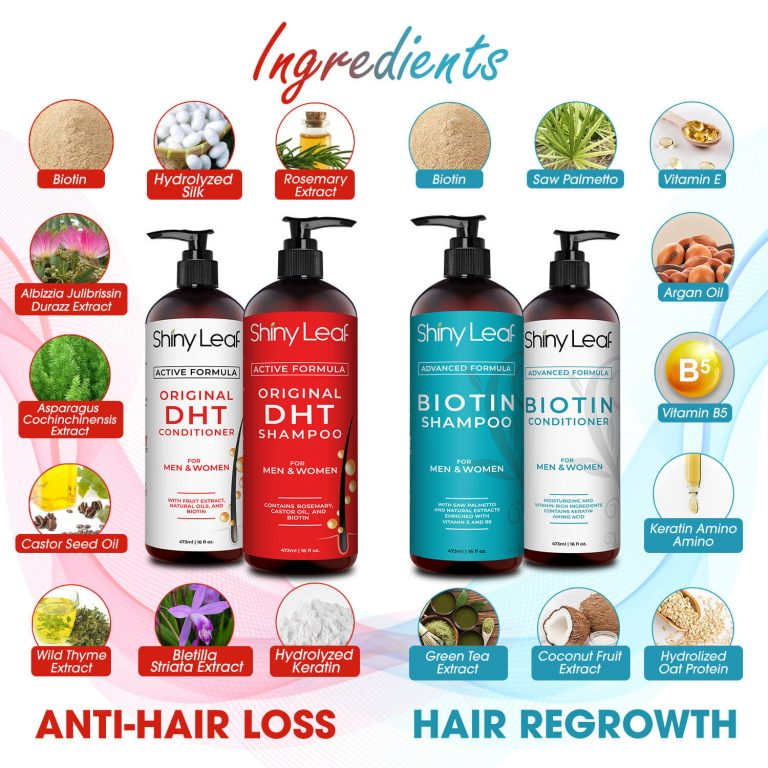 Powerful Natural Ingredients for Healthy Hair
