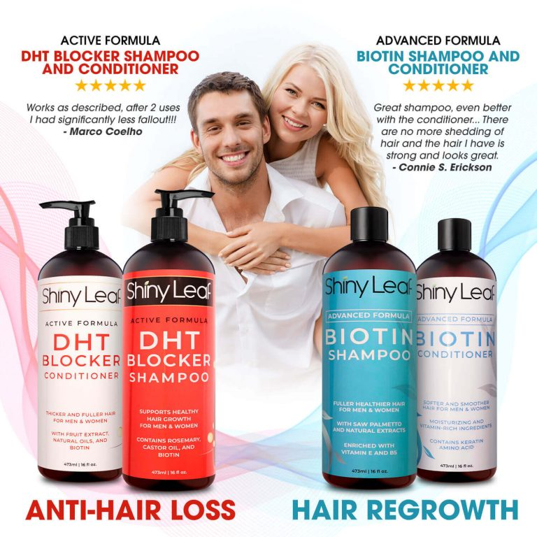 Premium Hair Care Sets for Men and Women