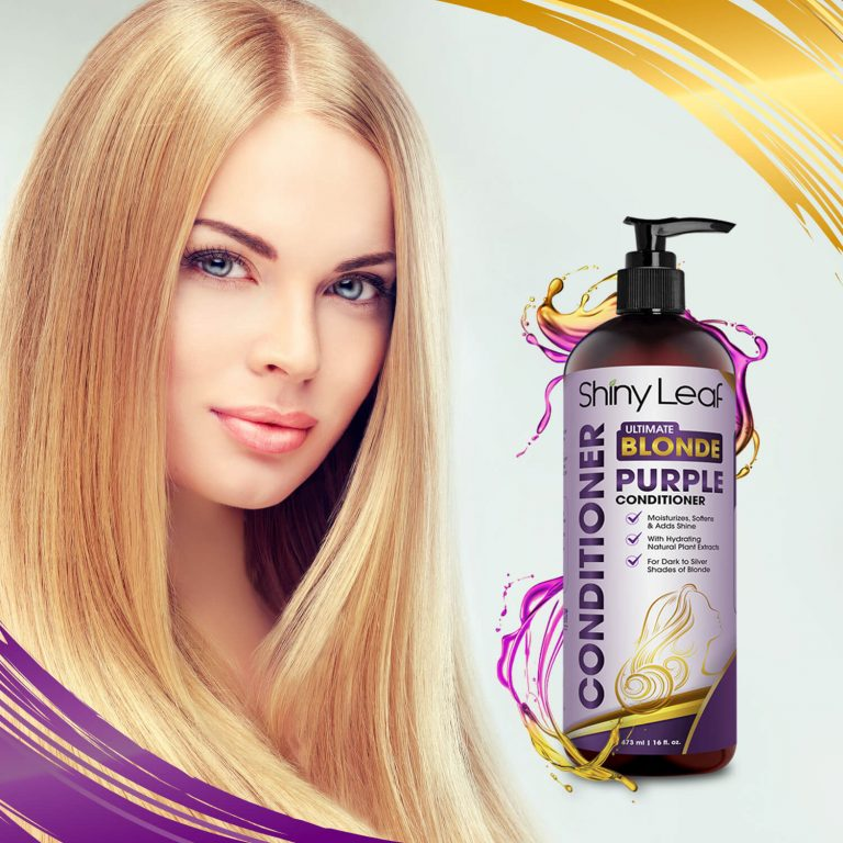 Purple Conditioner for Blonde Hair