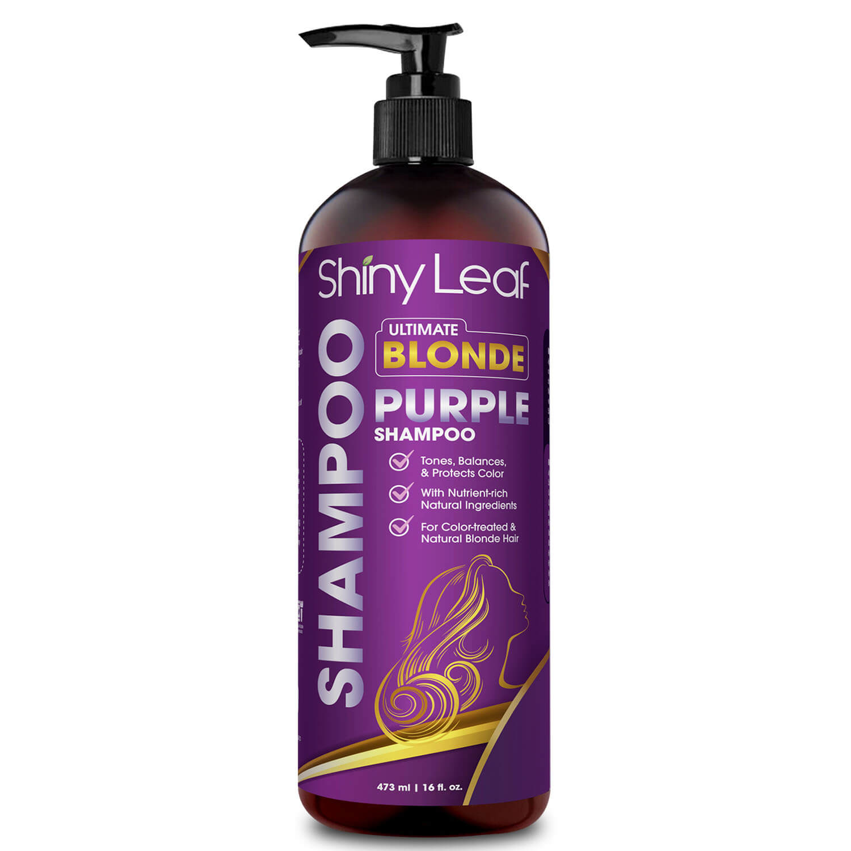 Ultimate Blonde Purple Shampoo