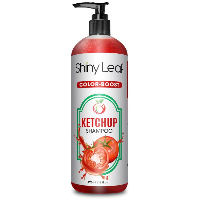 Ketchup Shampoo