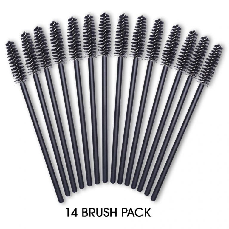 14 Pack - Mascara Brush
