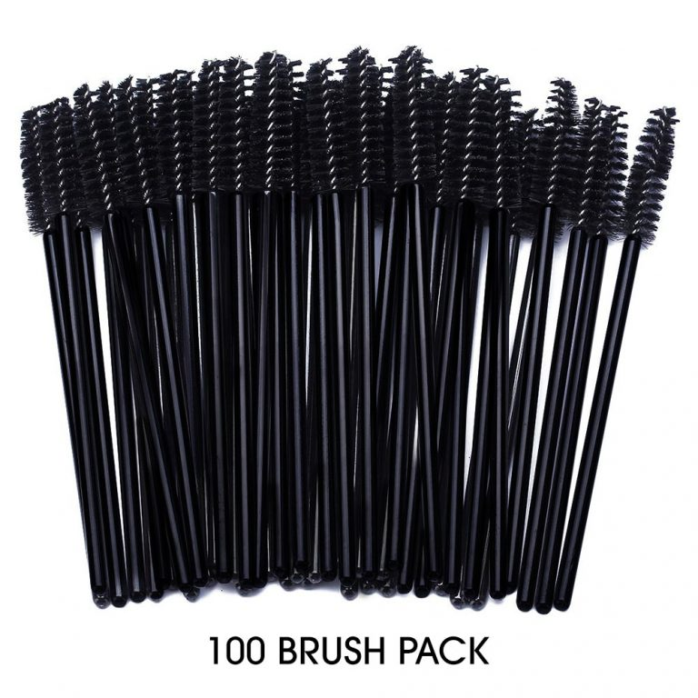 100 Pack - Mascara Brush