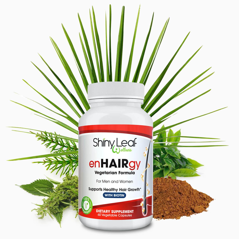 enHAIRgy Natural Ingredients