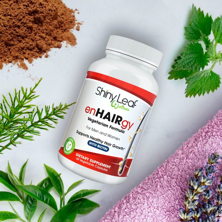 enHAIRgy for Healthy Hair