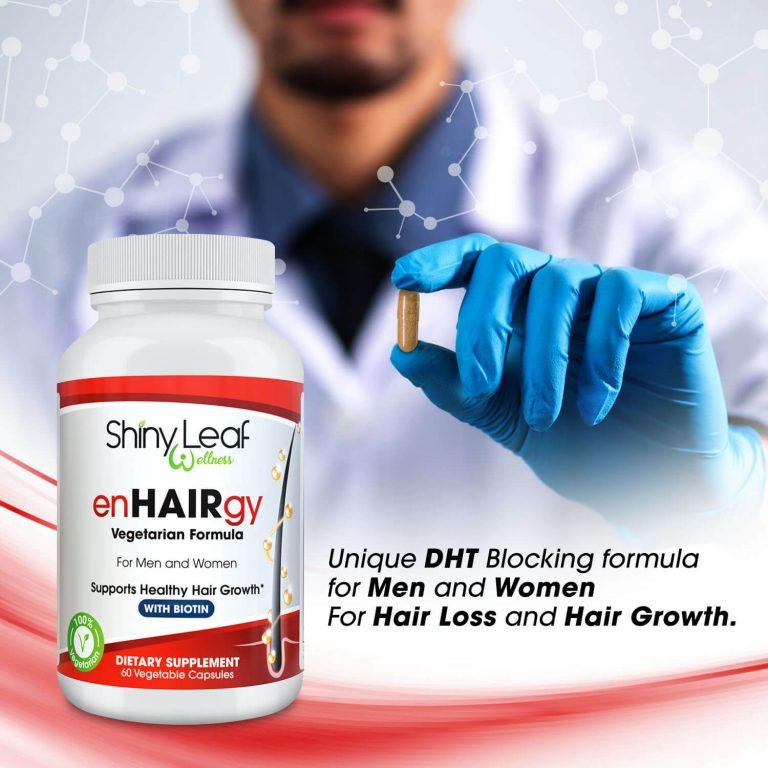 enHAIRgy for Men and Women