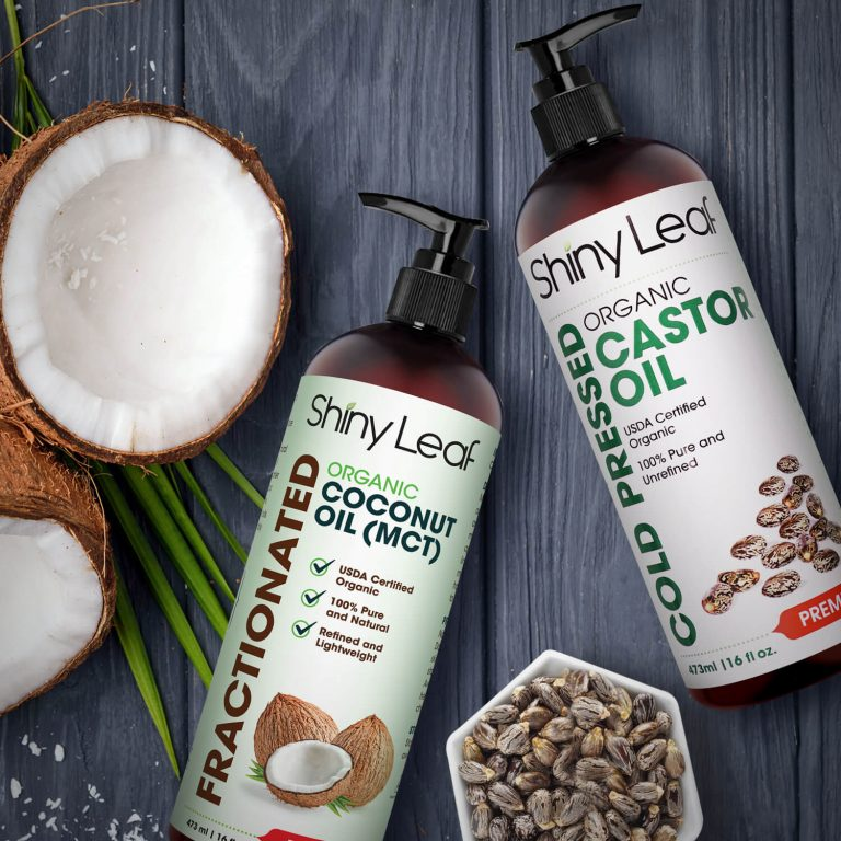 Best Blends with Coconut and Castor Oil