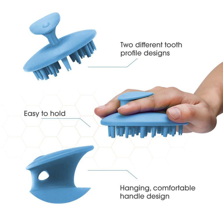 Comfort Design Brush Blue