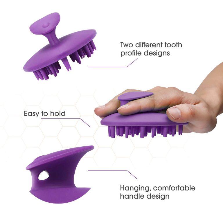 Comfort Design Brush Purple