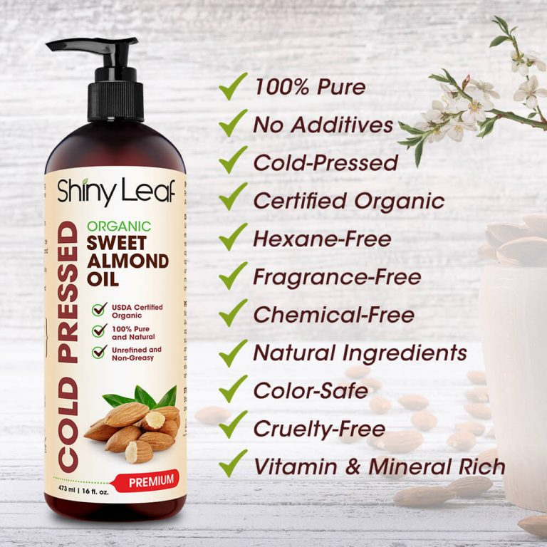 Features of Sweet Almond Oil