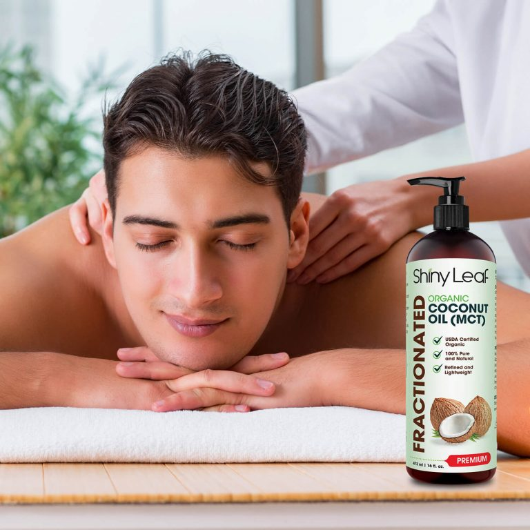 Great Carrier Oil for Body Massage