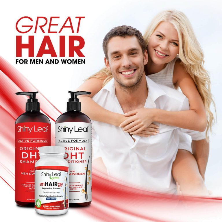 Hair Rescue Products for Men and Women