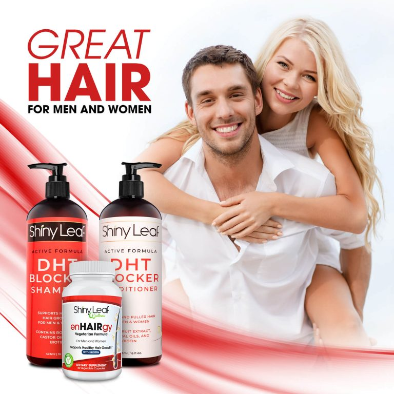 Hair Rescue Bundle for Men and Women