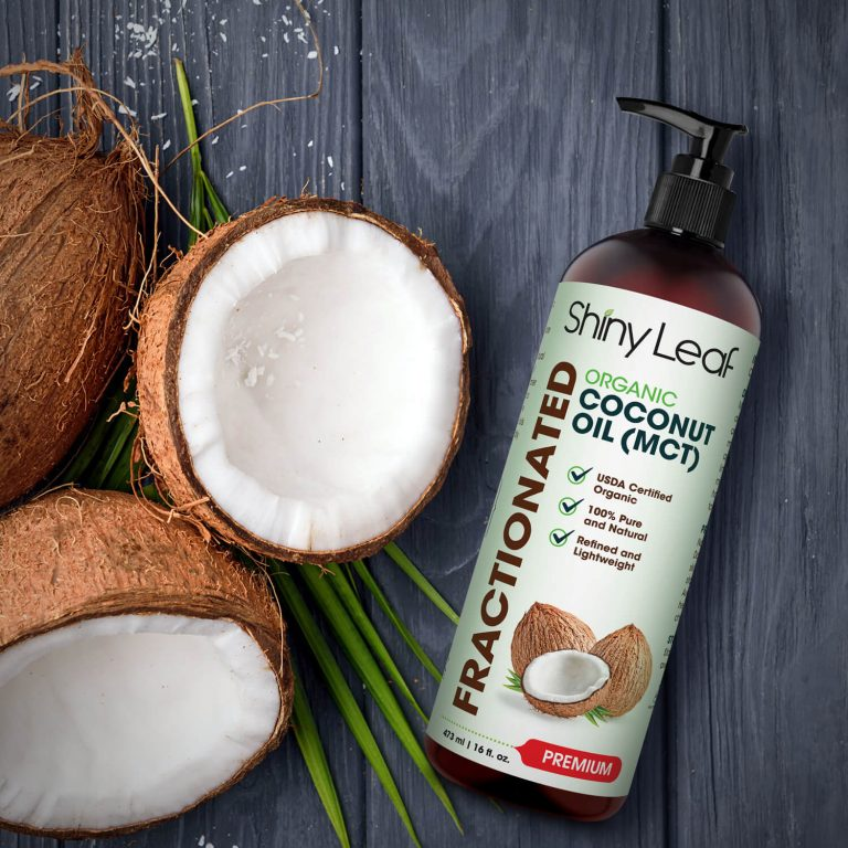 Moisturizing Coconut Oil for Hair