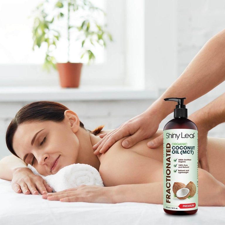 Skin-Caring Coconut Oil