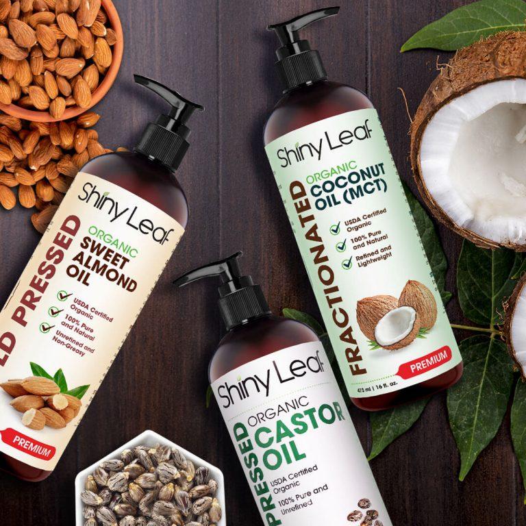 Natural Oils Trio Bundle