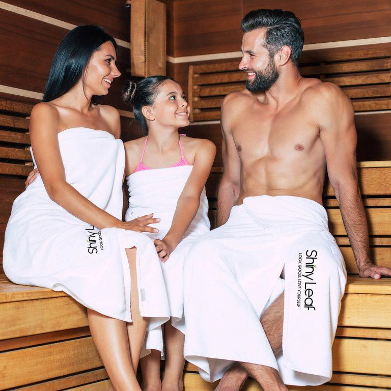 Family Bath & Body Towel