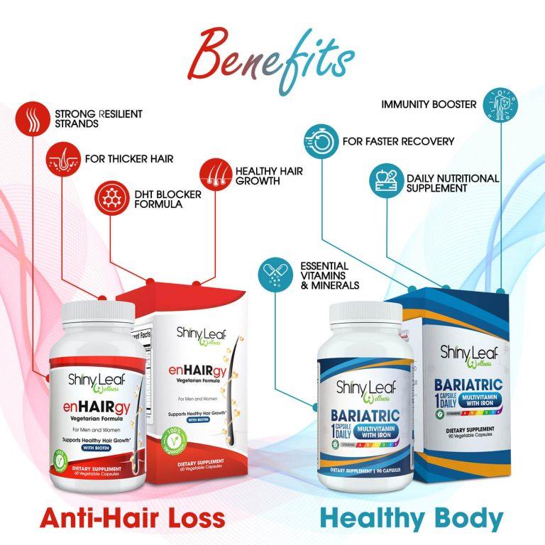 Bariatric Enhairgy Supplements Benefits