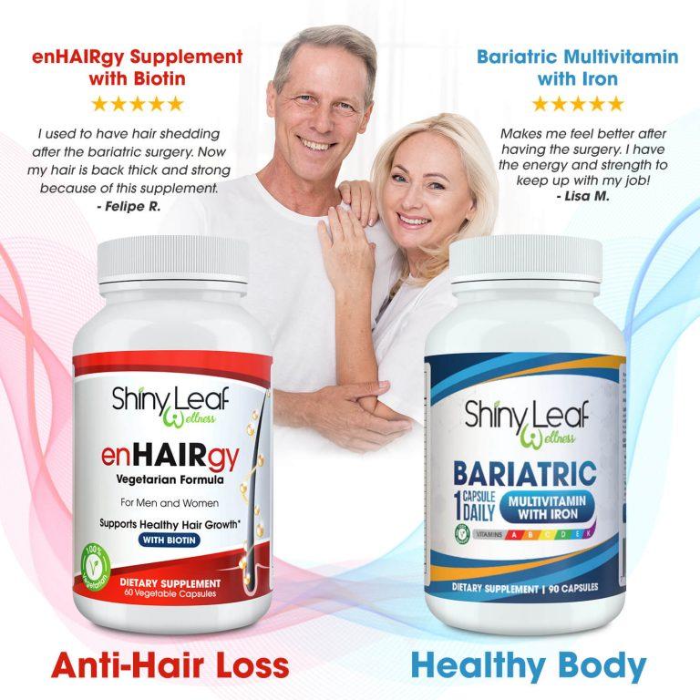 Bariatric Enhairgy Supplements Reviews