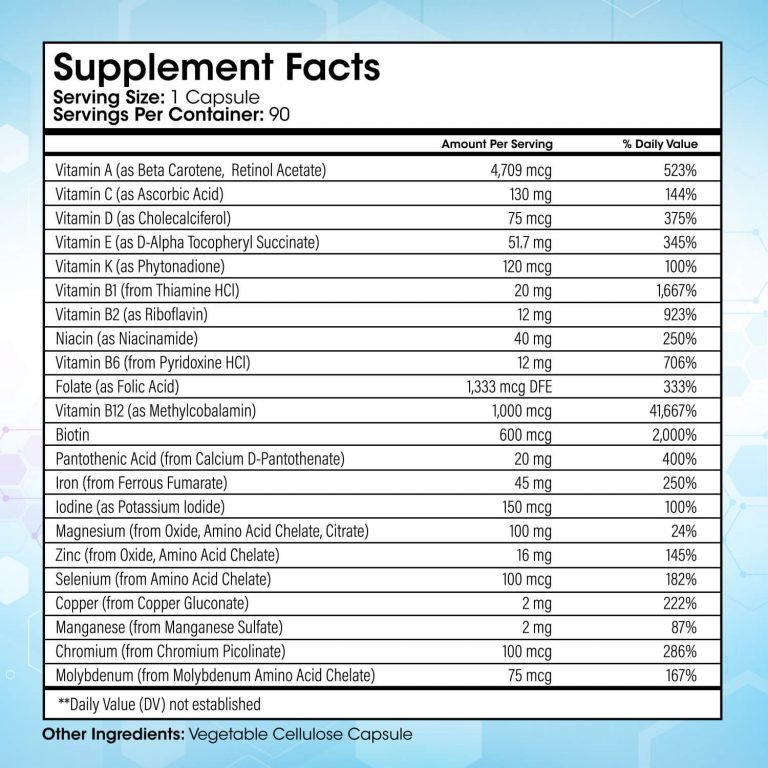 Bariatric-Supplement-Facts
