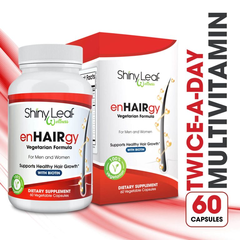 enHAIRgy Supplement (60 Capsules)
